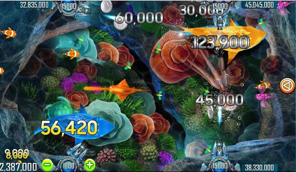 Fish Shoot Gambling