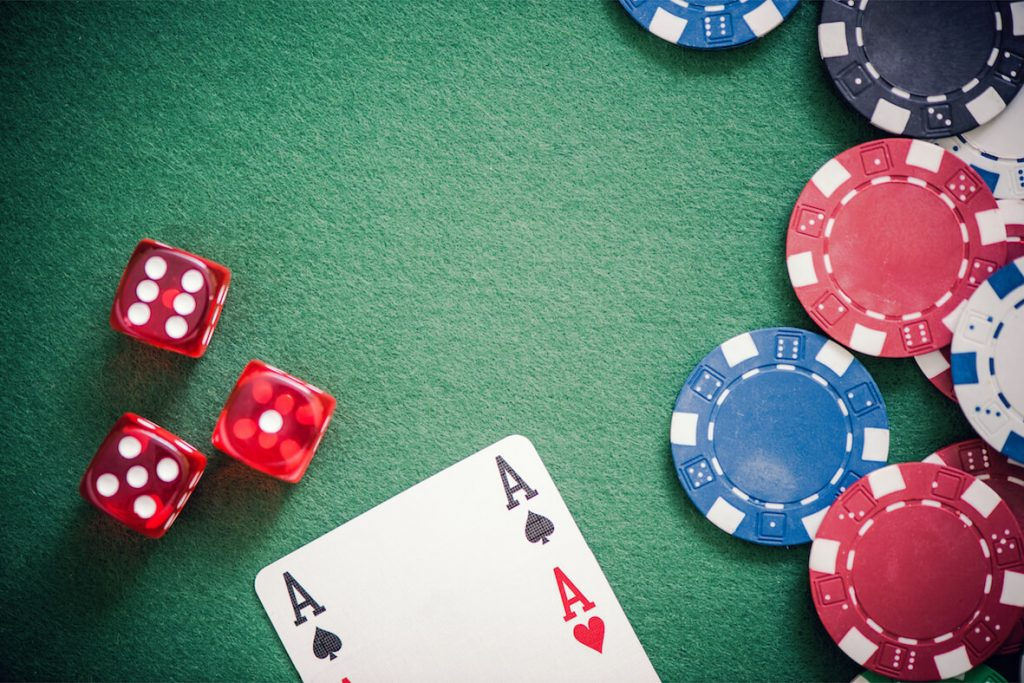 online gambling company